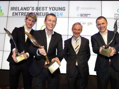NO FEE 12 Best Young Entrepreneur