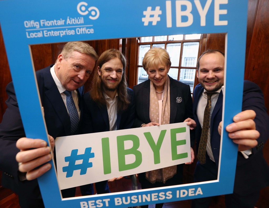 Irelands Best Young Entrepreneur €2 Million Investment Fund for